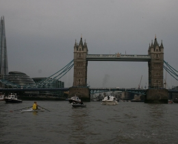 The Great Thames Row 2016 – 'Why are you doing this?'